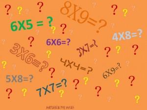 Des m thodes r volutionnaires pour apprendre les tables de - Methode pour apprendre les tables de multiplication ...